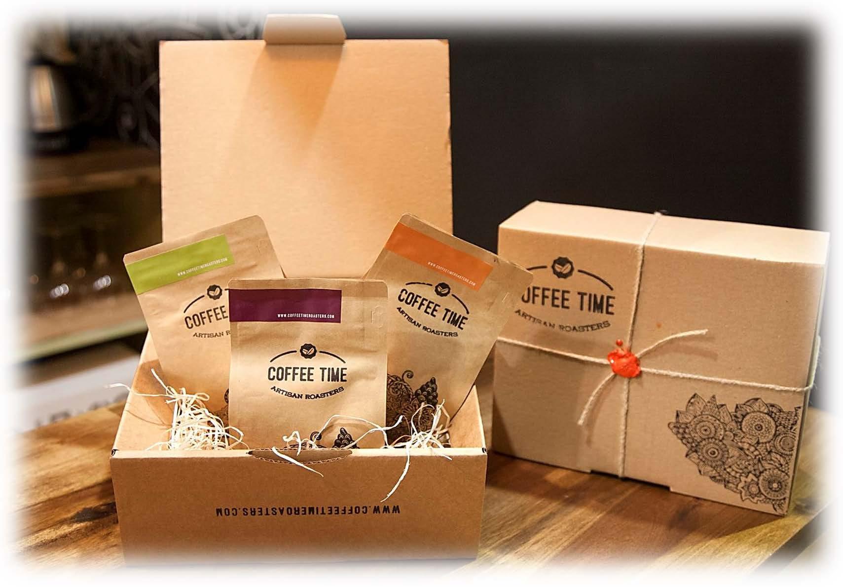 Coffee Box Suscripción 6 meses