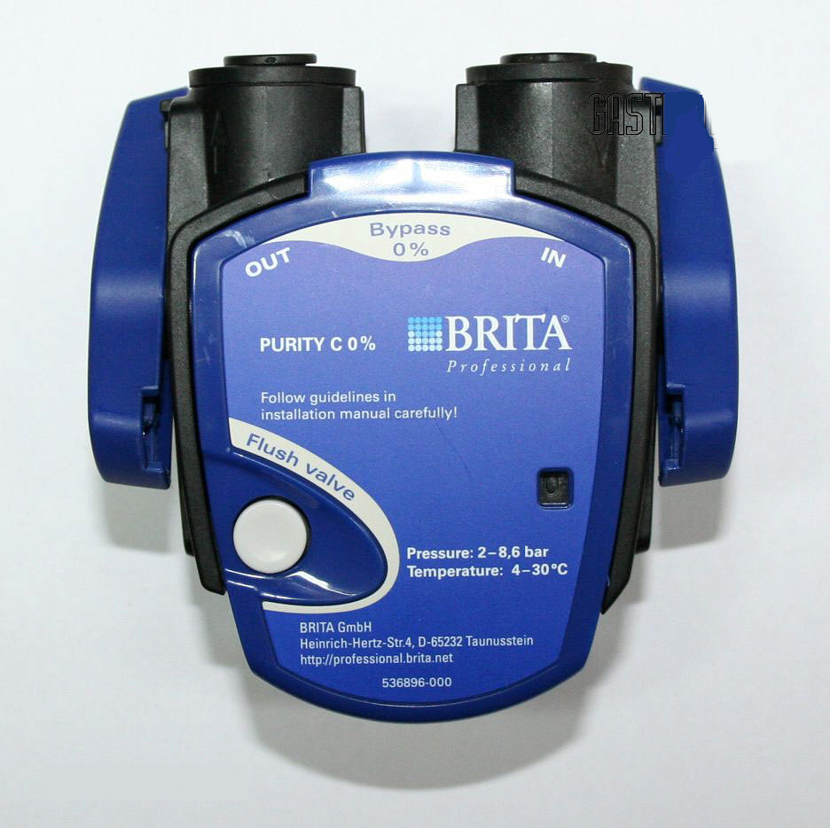 Cabezal BRITA  Purity C 0%